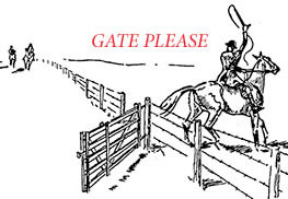 Gate, Please
